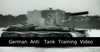 WWII German Anti-Tank Training {Video}