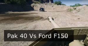 Pak 40 vs Ford F-150
