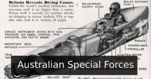 Australian Special Forces: Z Force
